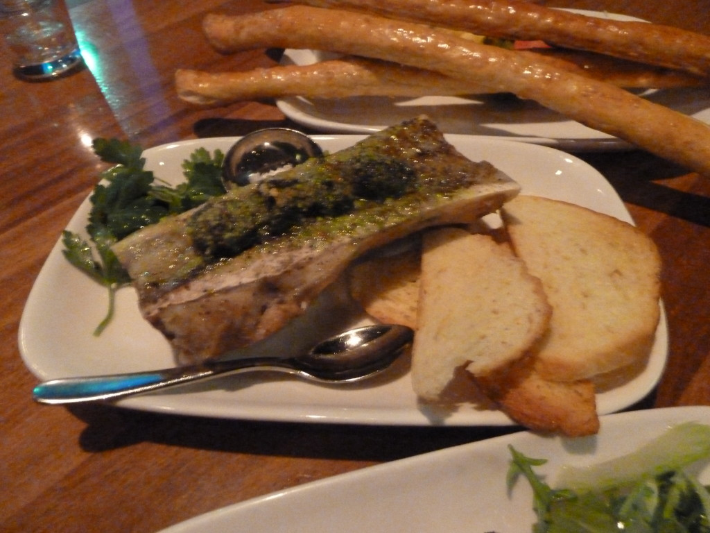 Bone Marrow and Escargot Gratin