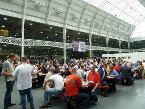The scale of the GBBF is pretty staggering.