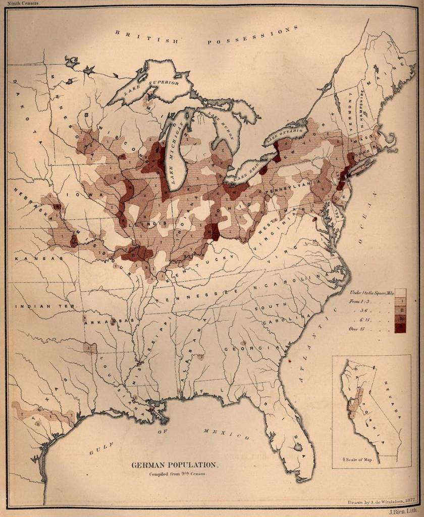 This map will explain more about America's brewing history than any other image I can show you.