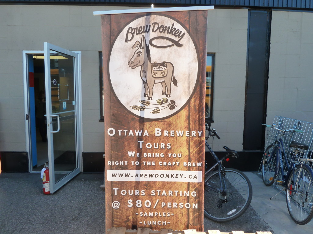 Brew Donkey has a range of tours that operate to various breweries and wineries in the region.
