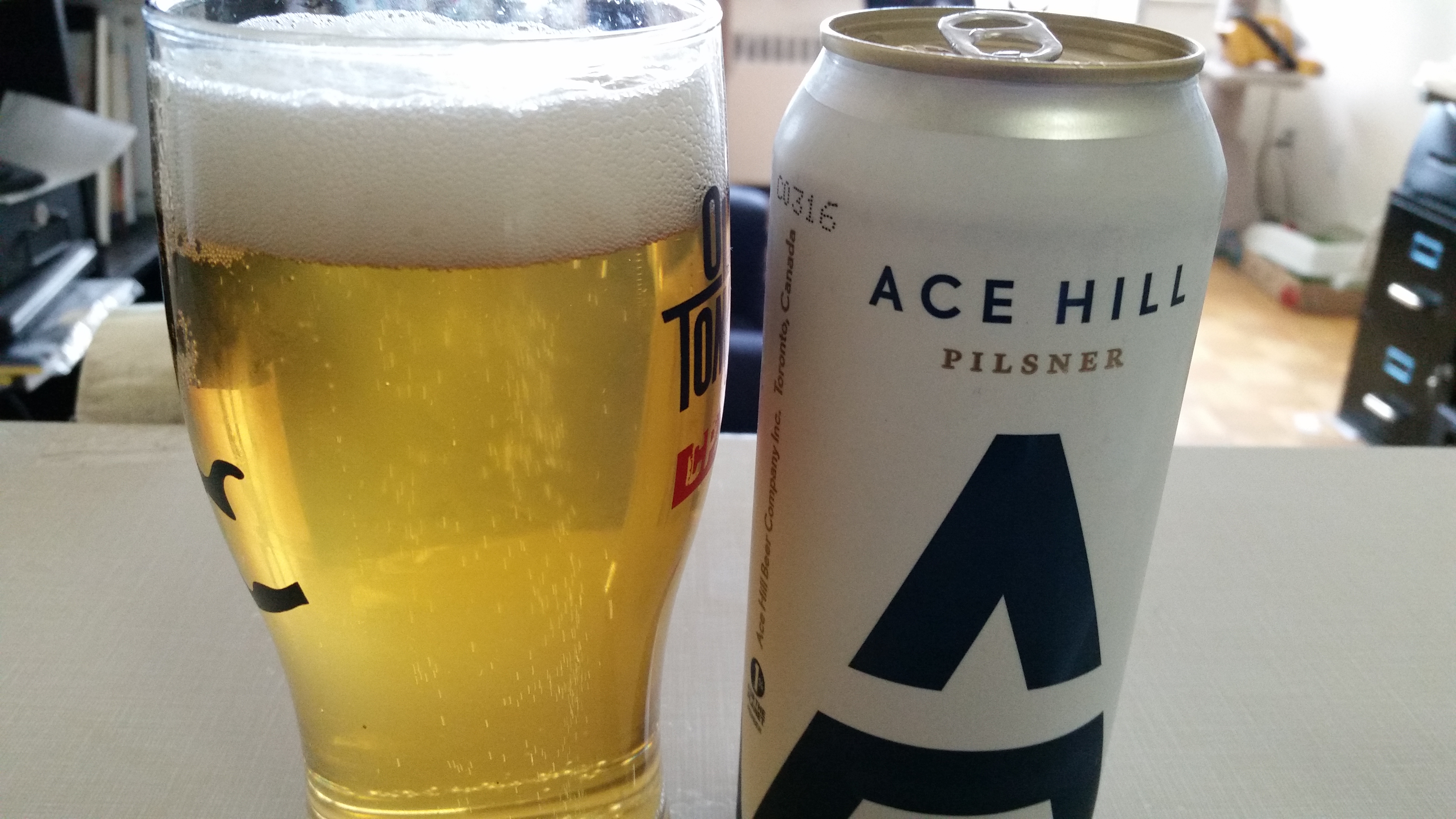 Ace Hill, Lost Craft and Contract Brewing in Ontario - St. John\'s Wort