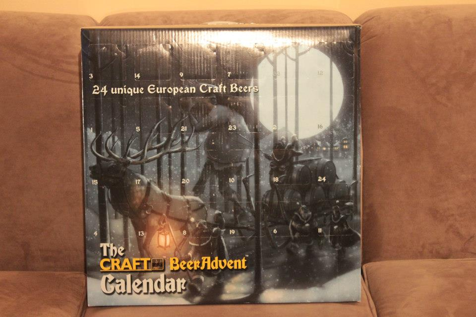 craft beer advent calendar the craft advent calendar st s wort 3724
